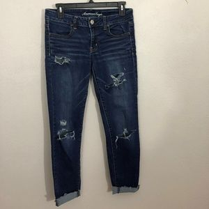 American Eagle -Womens Jegging Super Stretch Jeans